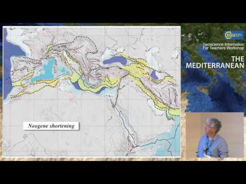 EGU GIFT2017: Tectonics of the Mediterranean Sea and subduction of the African plate