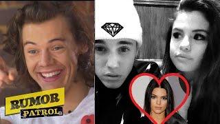 Harry Styles Penis Secret? Kendall Jenner Sick of Jelena Love Triangle? RUMOR PATROL