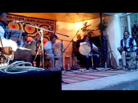 Shams band. Dialog. Pamir music live