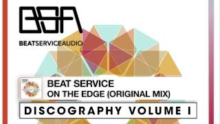 Beat Service - On the edge (original) (Beat Service Audio Discography) Extended