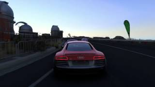 DriveClub - Audi R8 V10 Plus - Time Trial at Night Gameplay