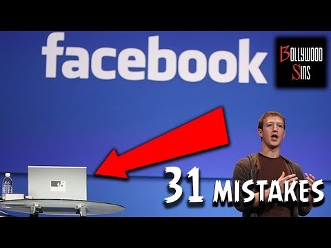 (PWW) Plenty Wrong With Some People On Facebook (India) | 31 Mistakes | Bollywood Sins