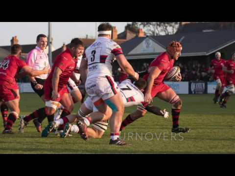 Gary Graham rugby Highlights 201617