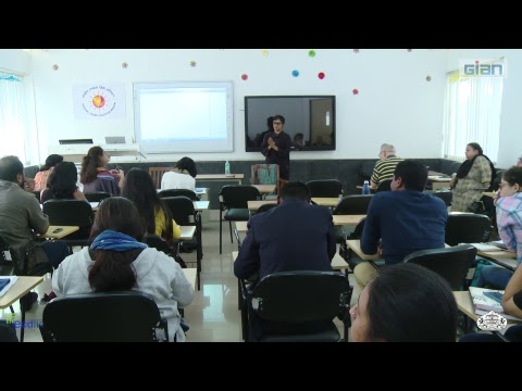 GIAN-Sexuality and Gender Studies in South Asia:12-1-2018