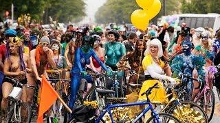 Seattle Summer Solstice 2014  (BEST HD video)
