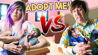 WHO'S THE BETTER PARENT? | Adopt Me! | ROBLOX ROLEPLAY #10