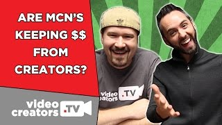 Are MCNs Denying Creators of Revenue Opportunities?
