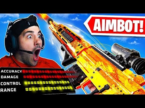 This GRAU is Like AIMBOT! 😱 Try This Class! (Cold War Warzone)