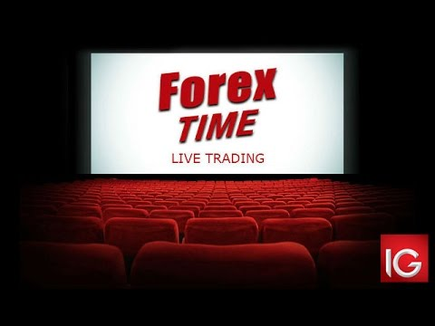 Forex Time Live Trading - Parte 13