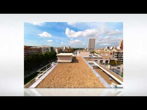 Etanchéité de toitures terrasses. Exemple de réalisation. Harmonie TV