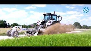 Stehr SUG 35-T / Spezial Bankettenfräse als Zusatzoption
