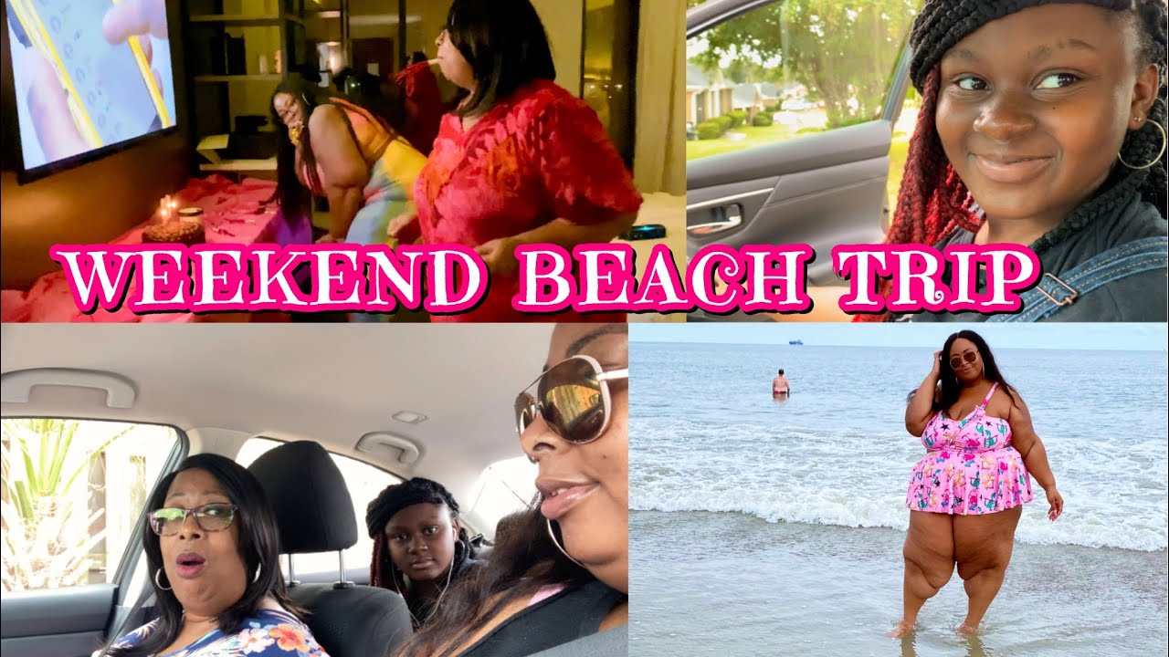 WEEKEND BEACH TRIP DURING COVID 🏖😷