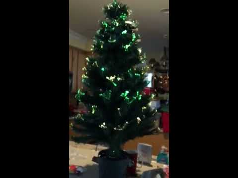 How to repair fiber optic Christmas tree - How To Repair Fiber Optic Christmas Tree - YouTube