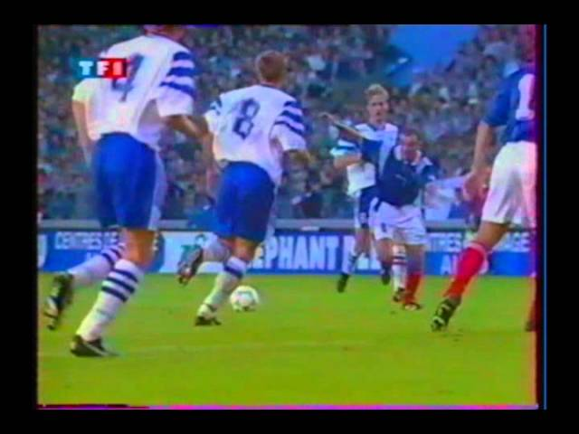 1996 (May 29) France 2-Finland 0 (Friendly).avi