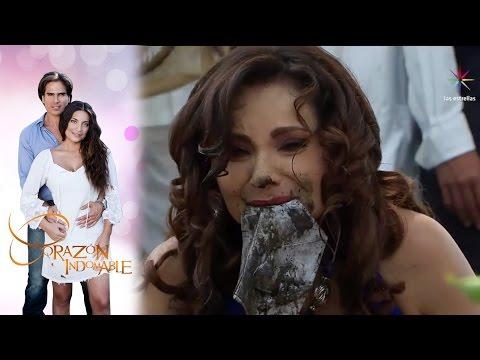 ¡Maricruz humilla a Lucía! | Corazón indomable - Televisa