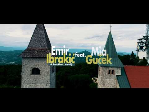 Emir Ibrakić & Emotivna verzija feat. Mia - Vzel si bom čas (official video)