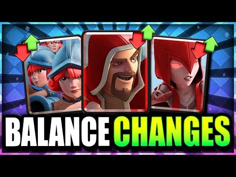 NEW BALANCE UPDATE SOON!! WIZARD & WITCH!? Insane Balance Update Wishlist