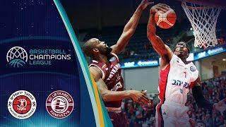 Hapoel Bank Yahav Jerusalem v Lietkabelis - Highlights - Basketball Champions League 2018-19