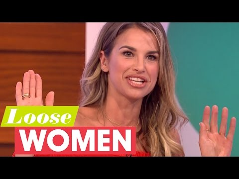 Vogue Williams Opens Up About Her Anxiety And Conselling | Loose Women