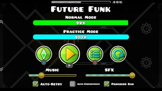 Biru 100 % ( Medium Demon ) by Jonathan GD + Future Funk 99 %