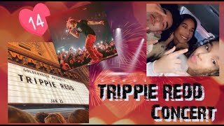 TRIPPIE REDD CONCERT VLOG❗️| LOVE ME MORE TOUR SF❗️ | WE CRIED?!