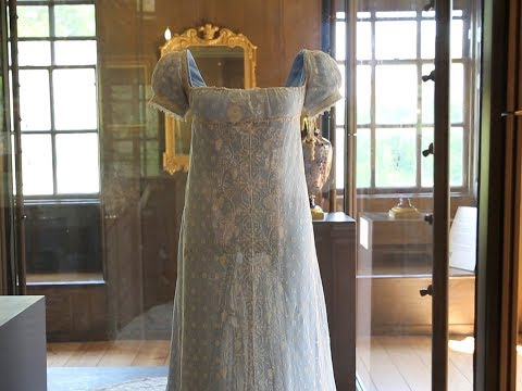 Queen Charlotte's Dress at Kew Palace
