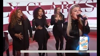 "Kelly Clarkson - ""I Don't Think About You"" LIVE on the Today Show 2018! Mp3"