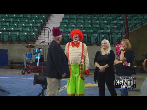 Circus School in Topeka