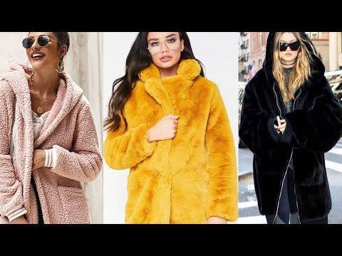 22 Стильные Модели ШУБ 2019 и Курток Из Искусственного Меха C Aliexpress (Алиэкспресс)