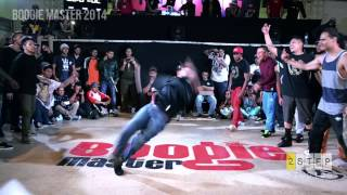 Final Boogie Master 2014: Rythm Invade vs Unik Breakers
