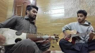 Qarara Rasha with Guitar Rang e Khyber