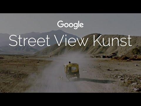 Wie Google Street View zu Kunst wird