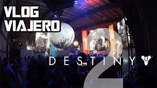 Destiny 2 World Reveal | Gameplay The Inverted Spire (Strike) | Vlog Viajero