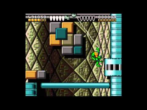 Let's Play Battletoads And Double Dragons Part 2: Get To Da Choppa