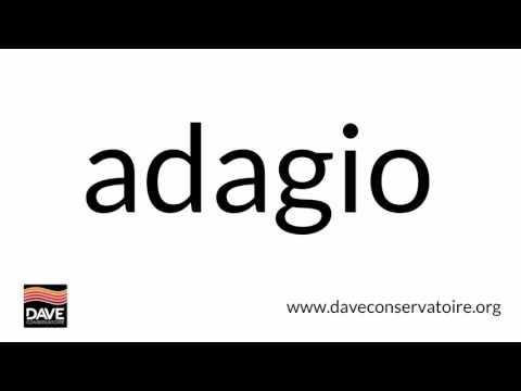 Adagio  Dave Defines