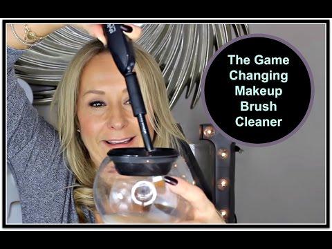 The Game Changing Makeup Brush Cleaner - Nadine Baggott