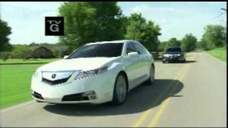 2011 Acura TL (Part 1 of 2)