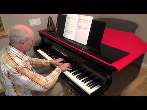 Grade 8 Piano RCM Technical Requirements - by Vincent SPICER