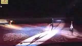 Moulin Rouge Rhythmic Gymnastics Exhibition