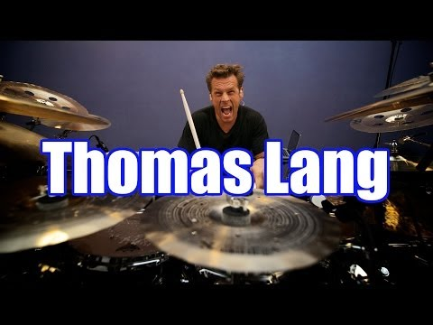 THOMAS LANG - exclusive interview
