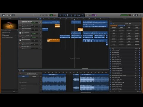 Best Garageband Song Ever! #3 - PSYCHO SYNTH! | JustBecause