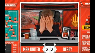 Download Video 'Goldbridge' Reaction To United's Carabao Cup Humiliation vs Derby County 😡😂 MP3 3GP MP4