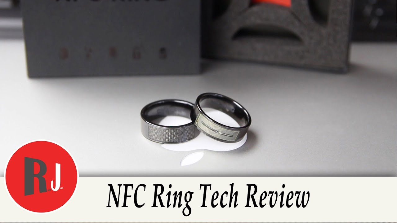 NFC Ring Review automate your life in style YouTube
