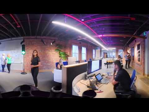 Graduate Careers: Discover how we innovate (360°) HD CC