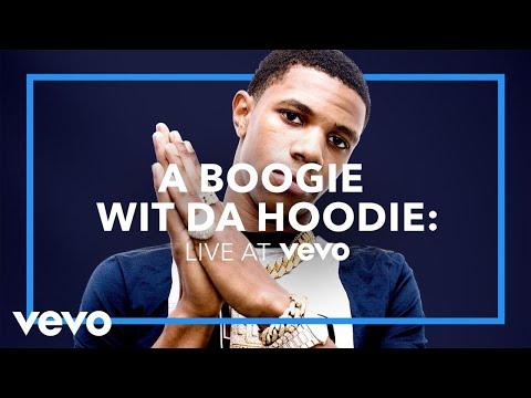 A Boogie Wit Da Hoodie - Beast Mode (Live at Vevo)