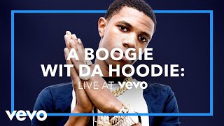 A Boogie Wit Da Hoodie - Beast Mode (Live at Vevo)