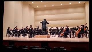 동래초등학교 2학년 손동욱 바이올린 협연