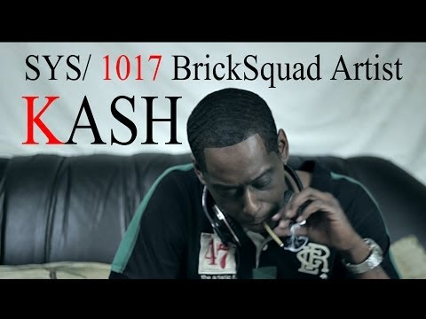 SYS(Sign Ya Self Records)/ 1017 BrickSquad Artist Kash Talks About His Rap Career And Future Work.