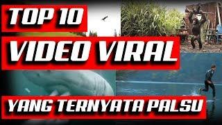 Download Video Top 10 Video Viral Yang Ternyata Palsu / Editan | Mei 2018 MP3 3GP MP4