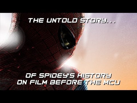 Spider-Man Cinematic Saga Part 1: The Untold Story Behind The Movies